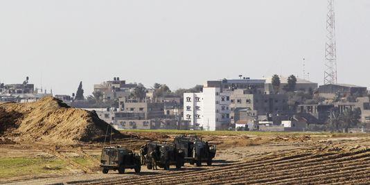 PALESTINE : Raids israéliens sur la bande de Gaza, une fillette tuée