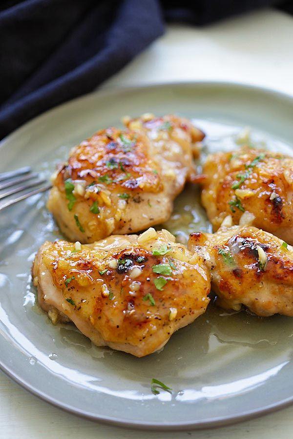 ballı hardallı tavuk #yemek #tarif #tavuk #yemektarifi