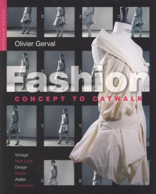 Cover image for Fashion : concept to catwalk