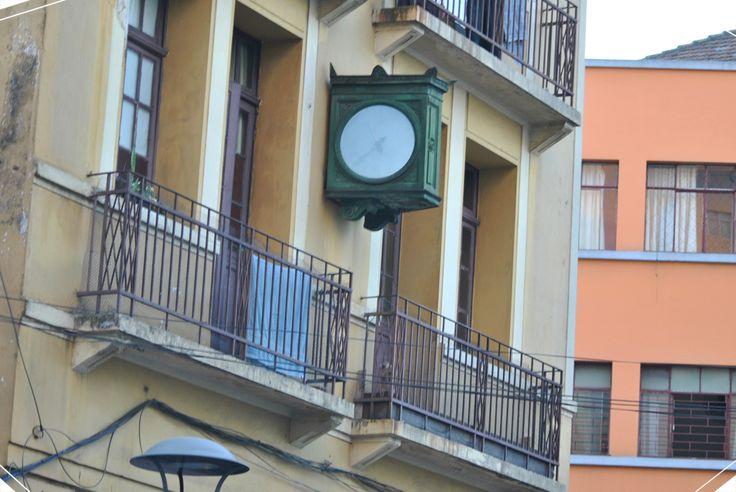 Relógio da Rua Riachuelo