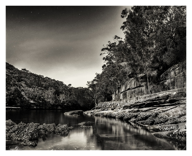 Riverbank Mono by mdomaradzki.deviantart.com on @deviantART