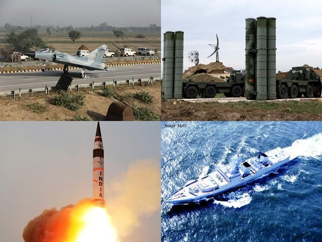 Slideshow : 15 developments in India's defence space - 2015: 15 developments in India's defence space that had everyone excited - The Economic Times