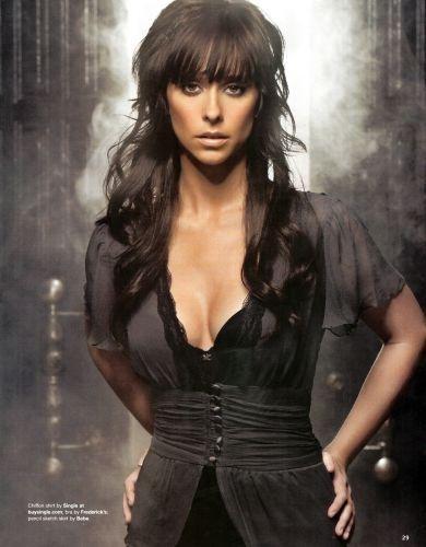 Can I pull off bangs like this??? She looks sooo good!! I want her hair. Jennifer Love Hewitt