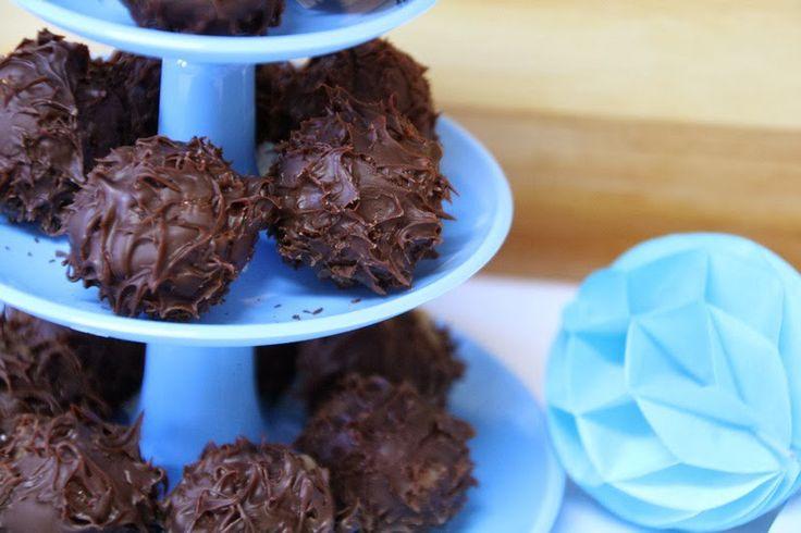 Mein Beitrag zur Süßen Postkette: Cookie Dough-Pralinen   Luxuria