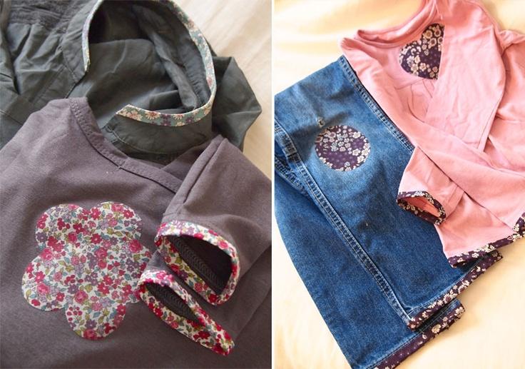 Tendance customisation, tissus, biais rubans thermocollants Frou-Frou | Mercerie Créative - Couture sans fil I Paritys