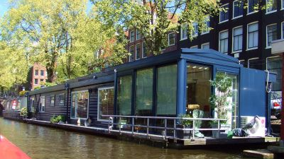 House boat 10