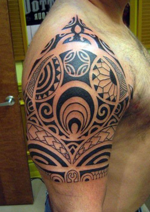 Body art tattoo, maui tattoo, hawaii tattoo - Tribal tattoos gallery