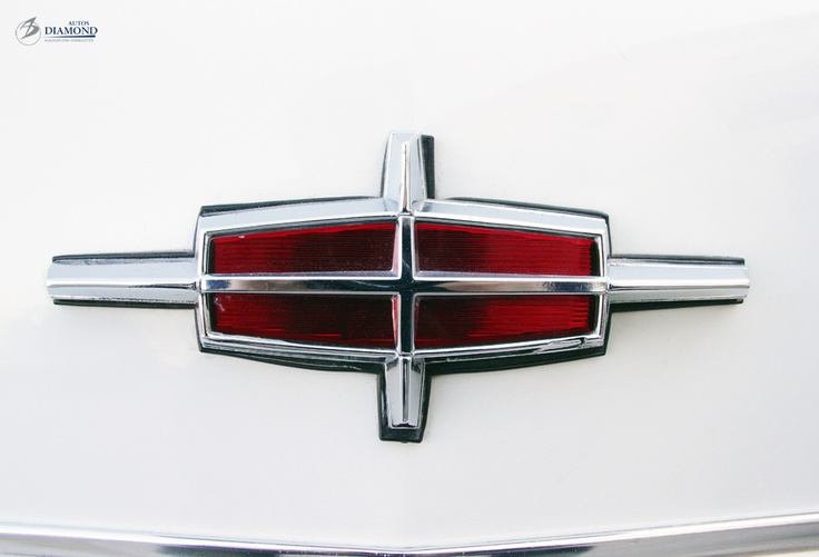 Ford Lincoln Continental. Detalle.
