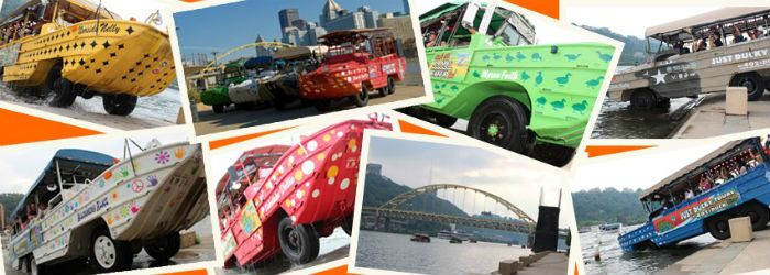 Just Ducky Tours Delivers Family Fun on Pittsburgh Streets and Waterways
