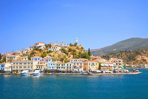 Saronic islands-a breath from Athens