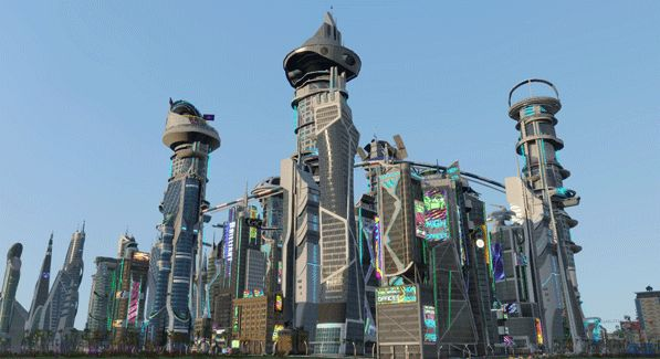 simcity 5 cities of tomorrow - Google Search