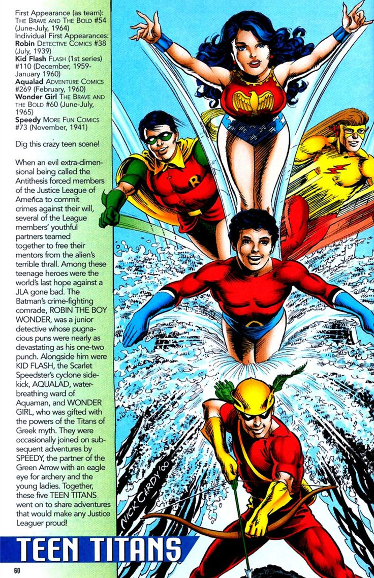 411 Best Teen Titans Images On Pinterest  Teen Titans -7261
