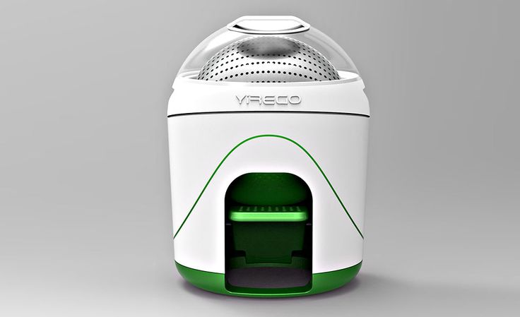 YiREGO is a Toronto-based household design company focused on environmentally sustainable solutions, and they just provided the solution for smaller, more delicate loads. It's called Drumi, and it's a foot-powered washing machine made with up to 40% recycled material. Designed to hold up to 5lbs of clothing (that's about six t-shirts, or one pair of jeans) per 5 minute cycle (2 for wash and rinse, 1 for spin), Drumi is powered entirely with that foot pedal to turn energy consumption to…
