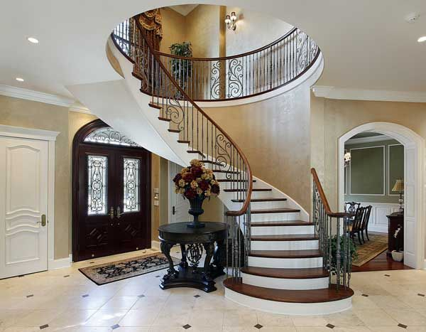 522 best images about entryway / foyer / hallway designs on ...