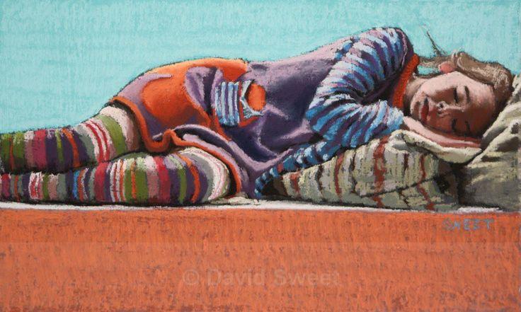 Sleeper - Paintings