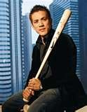 Kazuo Matsui (松井 稼頭央) - 2nd Baseman Tohoku Rakuten Golden Eagles - former NYM hitting homeruns his first at bat for the 2004, 2005 & 2006 seasons