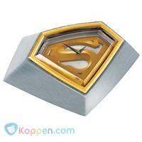Superman Returns bureauklok - Koppen.com