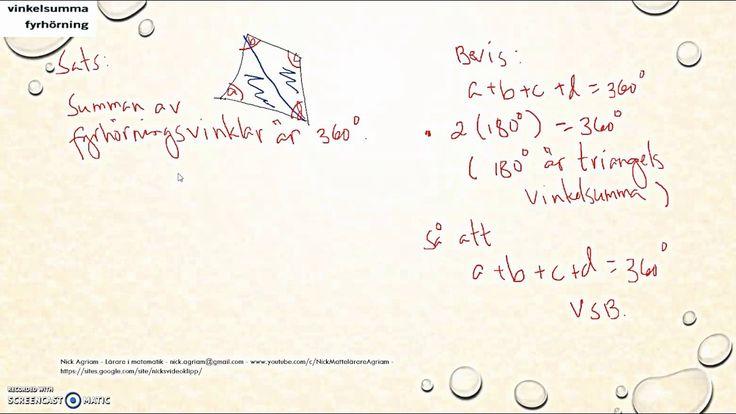 Matematik 5000 2bc VUX - Kapitel 3 - Geometri - 3104