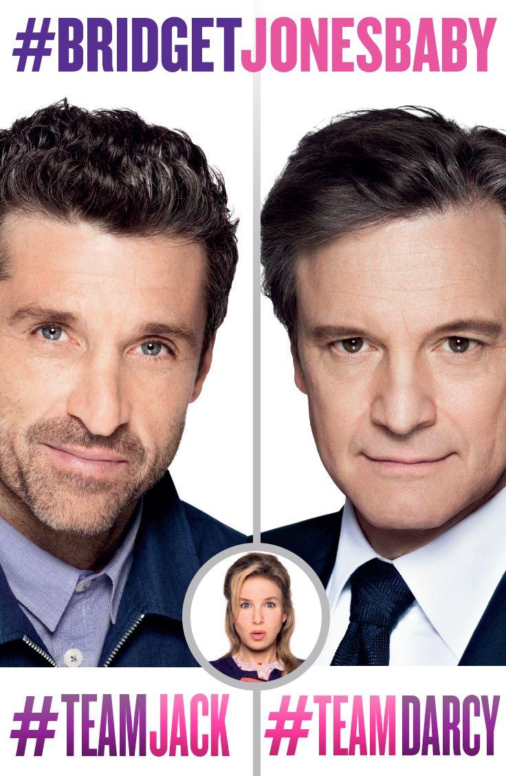 Two great guys, one big decision. | See Renée Zellweger return as Bridget Jones in Bridget Jones's Baby. | In theaters September 16.