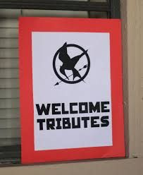 hunger games decorations - Google Search