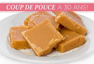 TOP 30 Recettes - No 28 > #Sucre à la crème classique #creme #CDP30