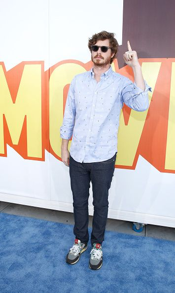 Anders Holm  Photo: Getty Images