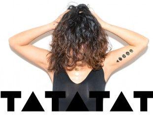 TATATAT feiert die Rückkehr der Klebetattoos! Designt von lokalen Künstlern. www.tatatat.de