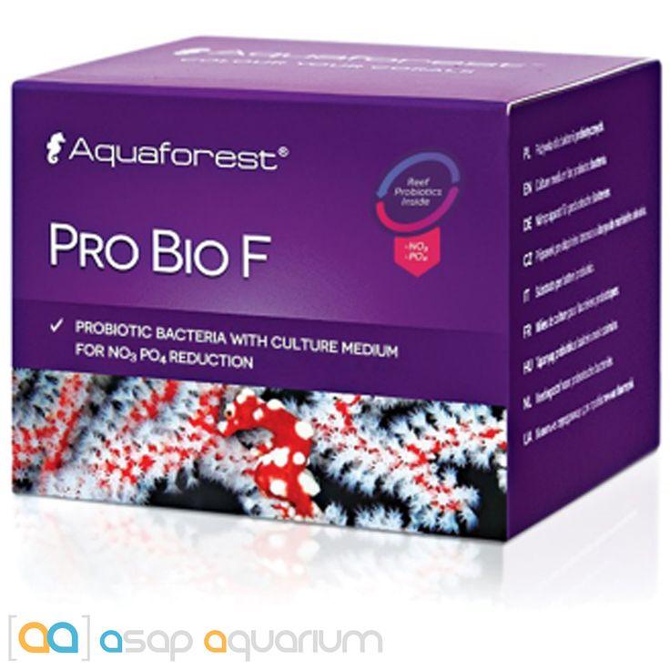 Aquaforest Pro Bio F - 25g Probiotic Bacteria