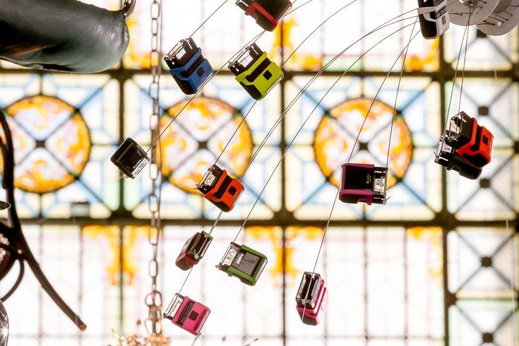 Neonová razítka Trodat jako výstavní exponáty na Designbloku 2015 - http://www.mega-blog.cz/razitka/neonova-razitka-trodat-jako-vystavni-exponaty-na-designbloku-2015/ Existují různá razítka, některá jsou designově tak povedená, že si je rakouský architekt Dieter Spath vybral do své instalace vrámci projektu Austrian Design Explosion. Výstavu můžete vidět od 22.10. do 27.10 2015 na Pražském výstavišti vrámci akce Designblok, Prague Design and Fash