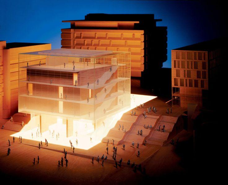 HASCHER JEHLE Architektur, Johannes Raible · Kunstmuseum Stuttgart · Divisare