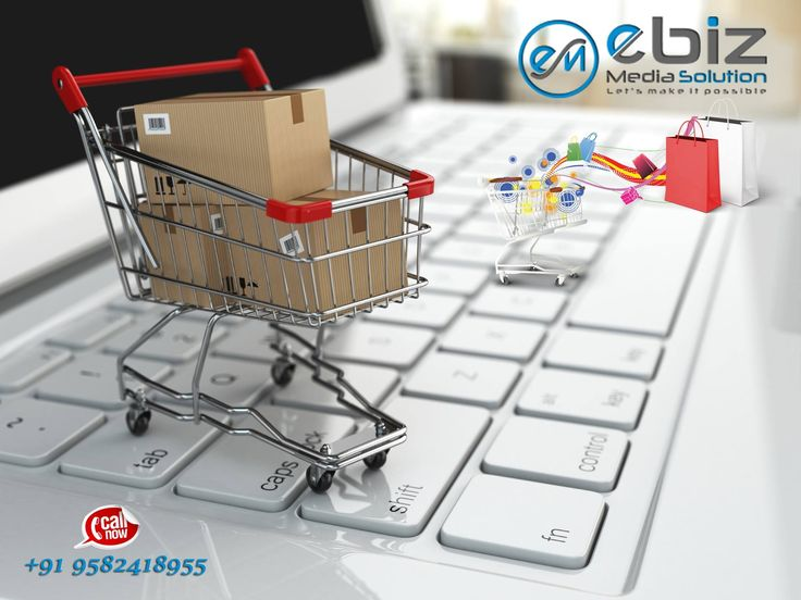 At Ebiz Media Solution Pvt. Ltd., we focus on providing customers with a range of innovative Ecommerce Development Solutions at competitive prices. our competent developers create customized ecommerce website to promote your brand effectively while bringing success as well as Online Sales. Let's make something great together @ +91 9582418955