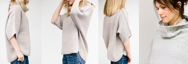 Вязаный свитер Beaubourg