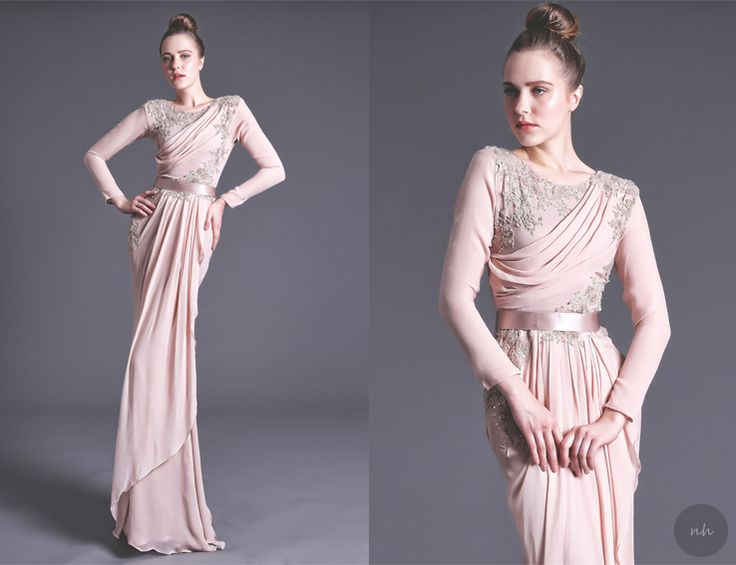 Stunning Frocks* (Exquisite Designs) The Flair of Romance by Nurita Harith