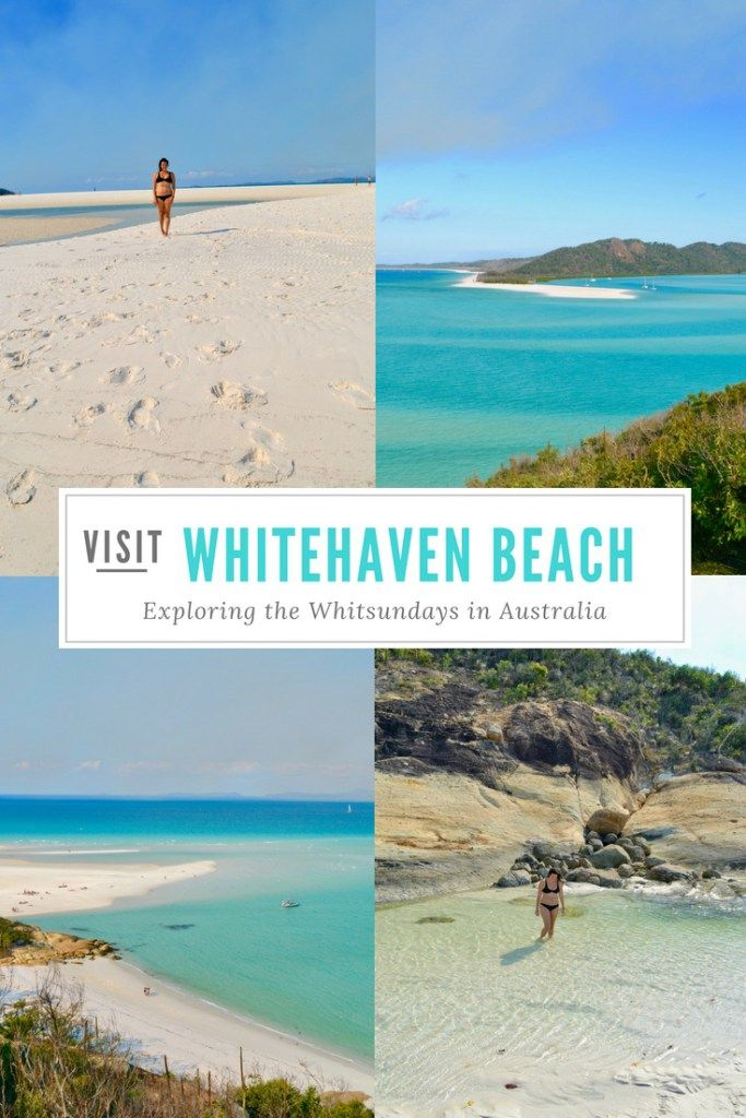 How To Get From Airlie Beach To Whitehaven Beach