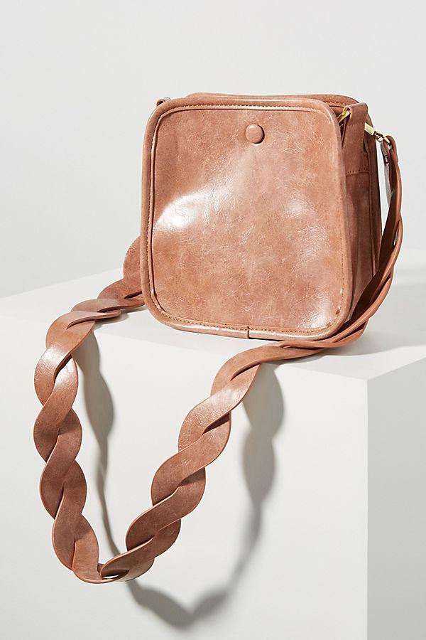 Bette Vegan Leather Crossbody Bag Leather Crossbody Leather Crossbody Bag Crossbody Bag