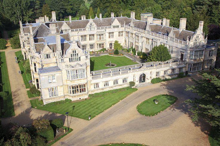 Hotel Castillo Rushton Hall, Northamptonshire-England