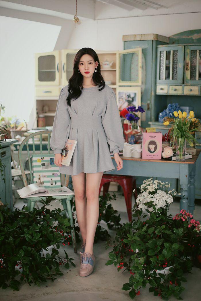 Milkcocoa Daily 2018 Feminine Classy Look Asian Dress Style