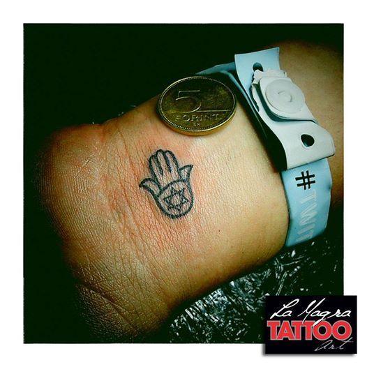 #hamsa #tattoo