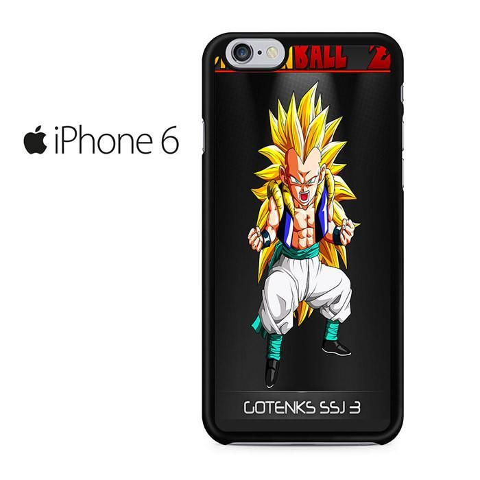 Dragon Ball Z Gotenks Ssj-3 Iphone 6 Iphone 6S Case