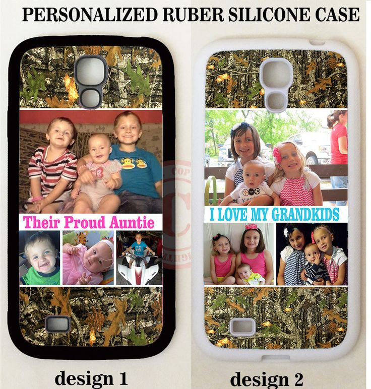 REAL TREE MOSSY OAK CAMOUFLAGE CUSTOM PHOTO CASE For Samsung Galaxy S7 S6 NOTE 5 #UnbrandedGeneric