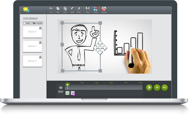 screenshot whiteboard software