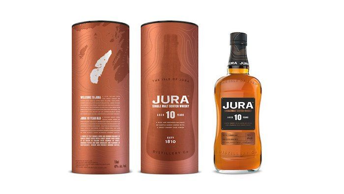 Jura Whisky Drops A New 10-Year-Old Scotch Into the U.S. - The Whiskey Wash