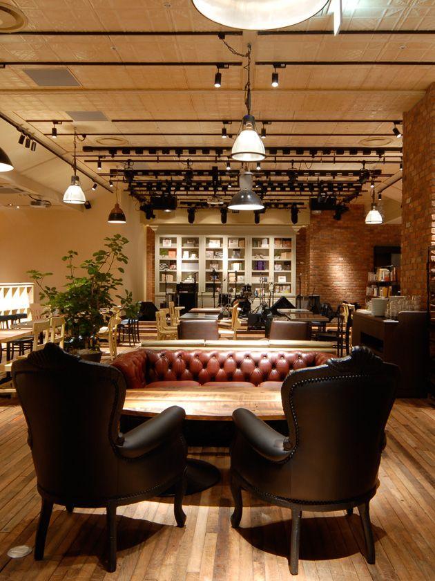 Tokyo Cafe : ブルックリンパーラー/Brooklyn Parlor