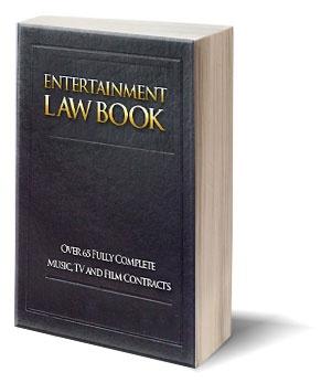 Entertainment Law, my major!!