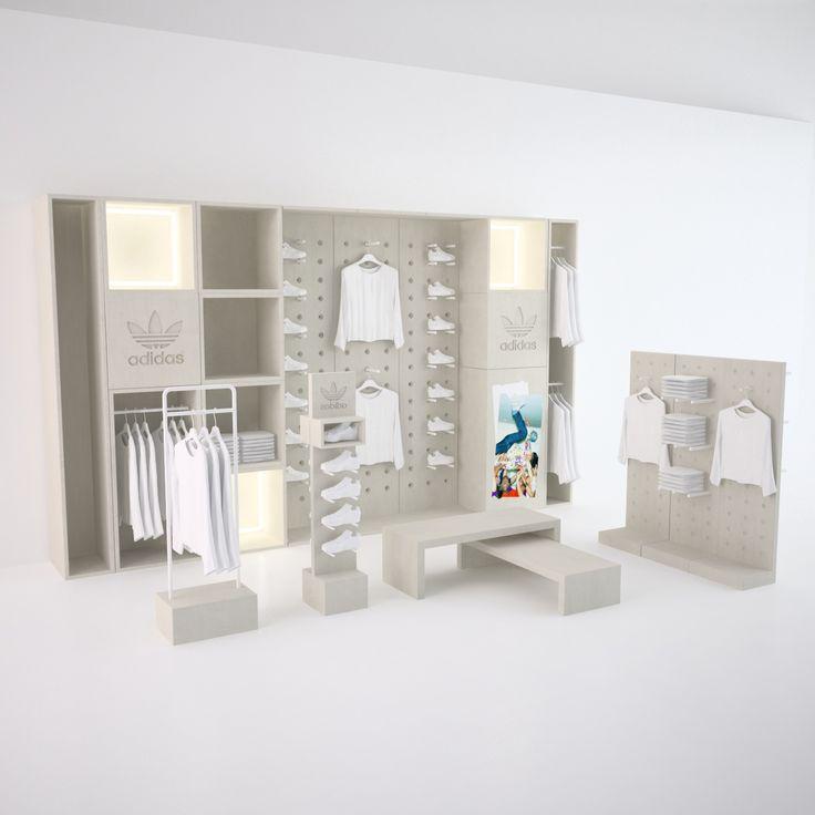 Adidas Stores ‹ FormNation