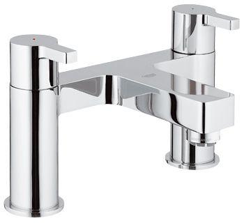 Grohe Lineare 25104 Bath Filler. Bath Mixer Taps from UK Bathrooms : UK Bathrooms