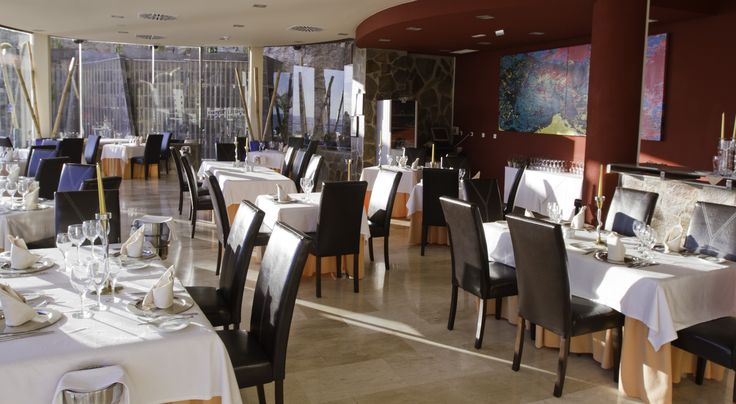 * The exclusive #Kaia restaurant  in Gloria Palace Royal * El exclusivo restaurante Kaia en #Gloriapalaceroyal.