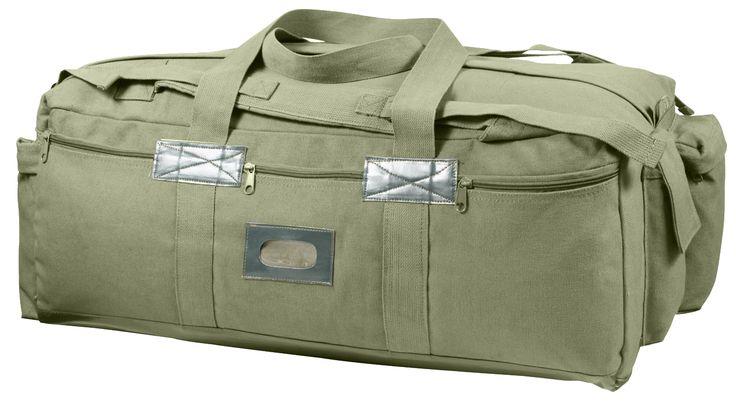 Mossad Tactical Duffle Bag