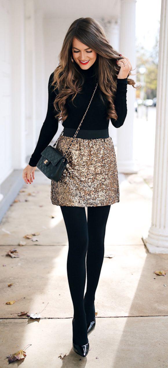 good mini skirts outfits 7