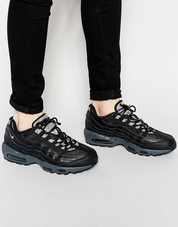 Image 1 of Nike Air Max 95 Trainers 749766-065 749766-065